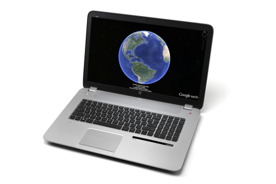 HP et Leap Motion: un premier ordinateur équipé prévu pour cet automne  > Creanum