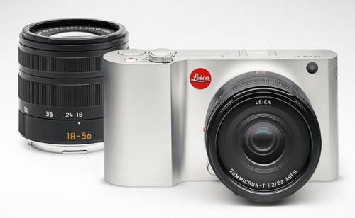 Le nouveau Leica T, dans un bloc d'aluminium > Creanum
