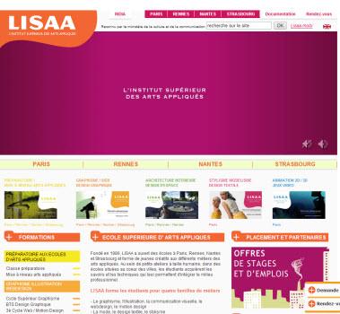 LISAA continue son virage numérique et ouvre 2 nouvelles options  > Creanum
