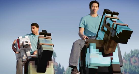 Un projet de fan film annulé par le créateur de Minecraft > Creanum