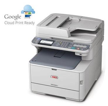 OKI fricote avec Google Cloud Print  > Creanum