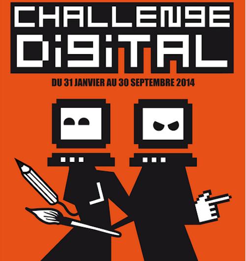 Challenge Digital : premier concours de BD numérique > Creanum