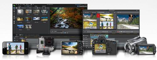 CyberLink PowerDirector 12 : support 4K et format vidéo XAVC S > Creanum