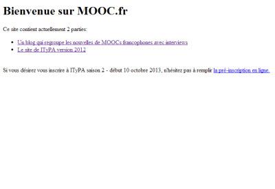 MOOC : le désert pour les graphistes !  > Creanum
