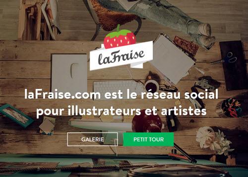 Le site LaFraise va fermer ses portes  > Creanum