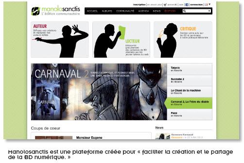 BD numérique : c'est parti ! > Creanum