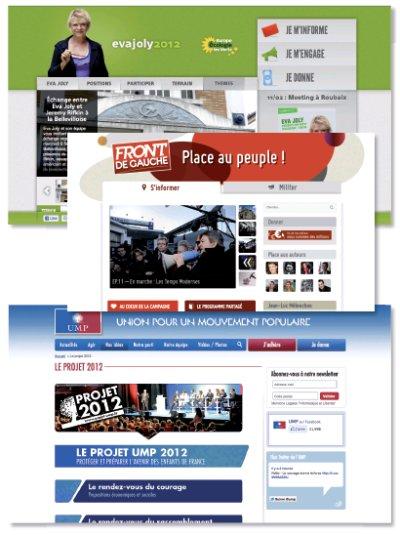 Présidentielle 2012 : Du tract au tweet > Creanum