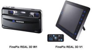 Fujifilm pr�sente son appareil photo 3D > Creanum