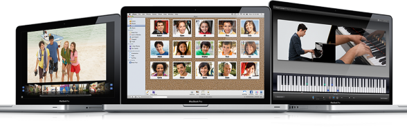 Nouvelle gamme de MacBook Pro disponible > Creanum