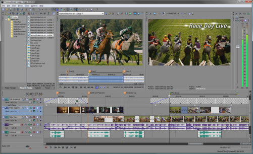 Sony sort la version 9.0c de Vegas Pro > Creanum