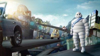Le Bibendum de Michelin s'anime > Creanum