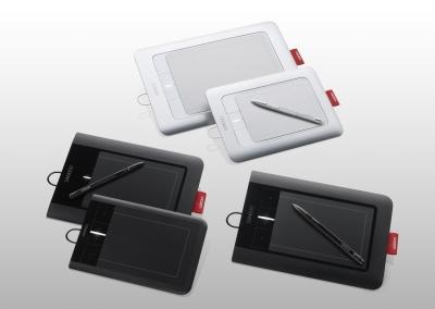 Wacom sort une nouvelle gamme de tablettes multi-touch > Creanum