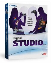 Corel Digital Studio 2010, la simplicité en images : une nouvelle suite d'édition pour créations photo et vidéo sur PC...