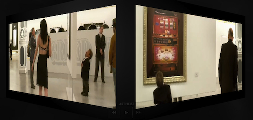 HBO Imagine, la série interactive