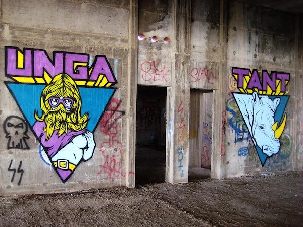 Broken Fingaz: quand le graffiti se met à la vidéo