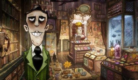 Animation : « Le magasin des suicides » pour 2012 > Creanum