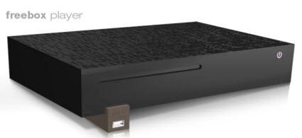 Freebox v6 : une box hype au service de la technologie > Creanum