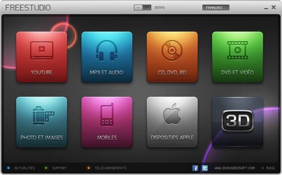 Free Studio 5.0 : dernière version gratuite !