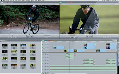 Plugin Canon pour Final Cut Pro