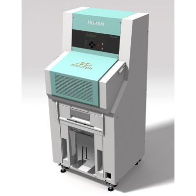 Fujifilm commercialisera le tirage en 3D au printemps prochain