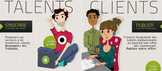 Les tontons : une bande de geeks sympas