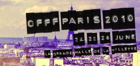 Le festival Offf à Paris