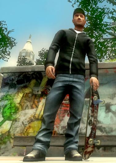 Shaun White Skateboarding : l'urbanisme augmentée