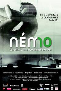 Festival Nemo : des performances immanquables ! > Creanum