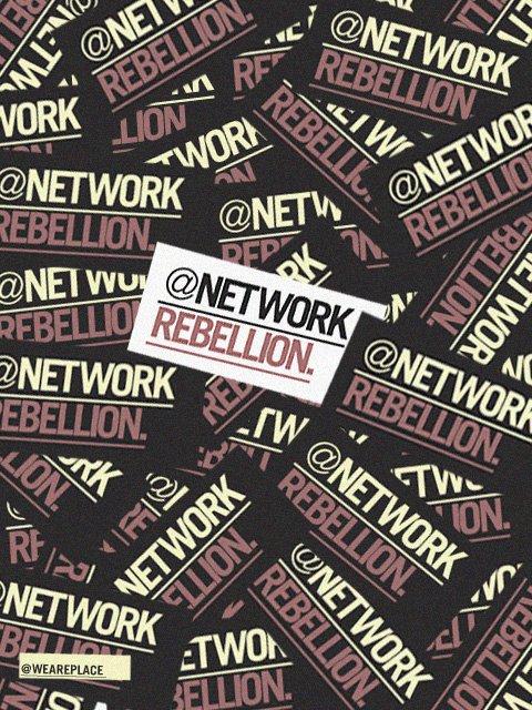 Network Rebellion: avertissement aux réseaux sociaux!