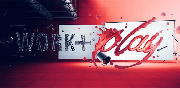 Joli travail typographique, par Alexandre Beltechi > Creanum