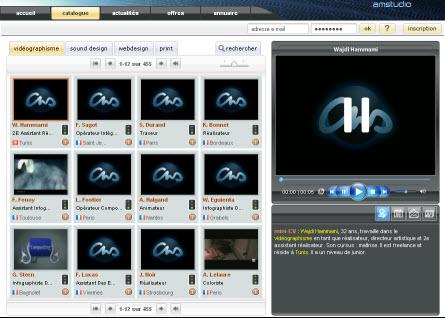 Réseau : le site Amstudio passe en version 1.0 > Creanum