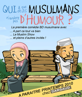 Couverture Musulans humour