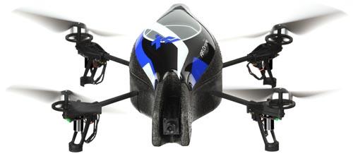 Projet Parrot AR.Drone, quand le jeu vidéo devient réel?