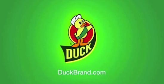 Duck Tape rafistole Tron
