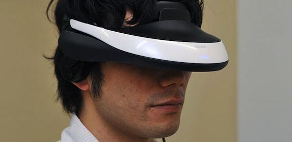 HMZ T1: le casque audio-vidéo de Sony