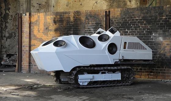 Le Panzer de Nik Nowan