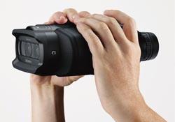 Sony : des jumelles pour filmer en HD et en 3D ! > Creanum