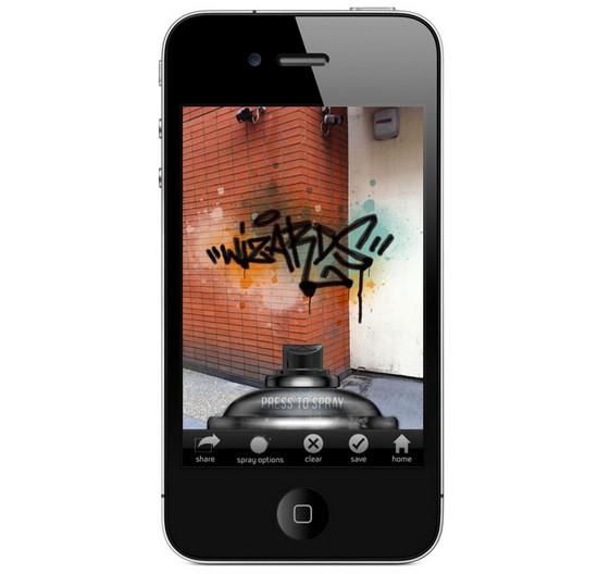 Street Tag : tag virtuel