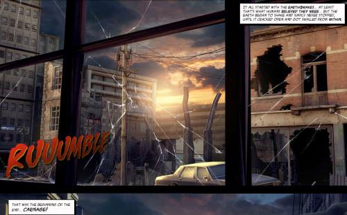 BD interactive : Soul Reaper > Creanum