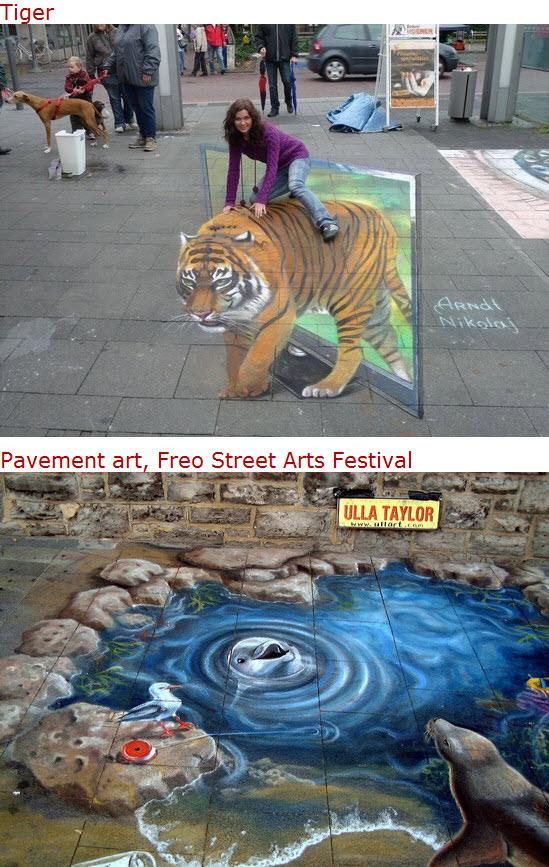Street et Graffiti Art > Creanum