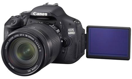 Loop: le nouveau Canon 600D en musique