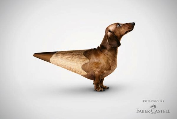 Truecolors : nouvelle campagne de Faber-Castell