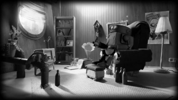 Kurzschluss, la tragique histoire d'un robot