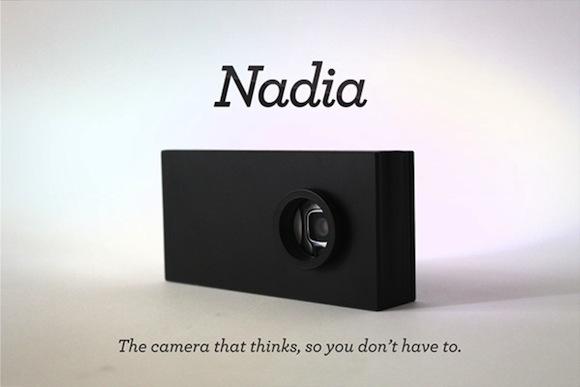 Nadia, l'appareil photo qui a du goût