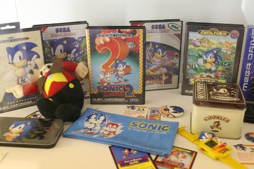 La fête du hérisson bleu : les 20 ans de Sonic au Comic'Con > Creanum