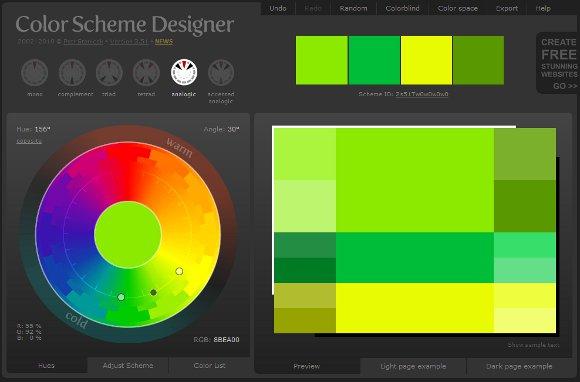 10 outils en ligne pour choisir vos couleurs > Creanum