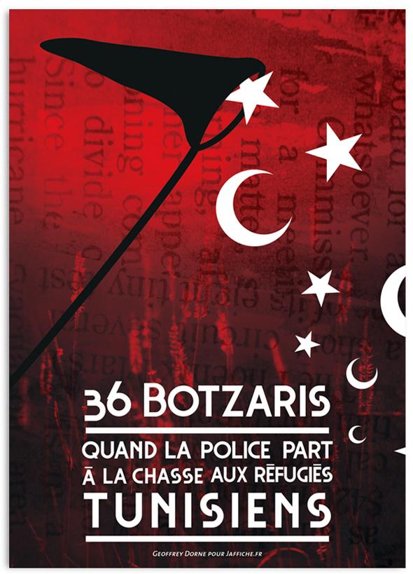 Botzaris : une belle affiche de soutien > Creanum