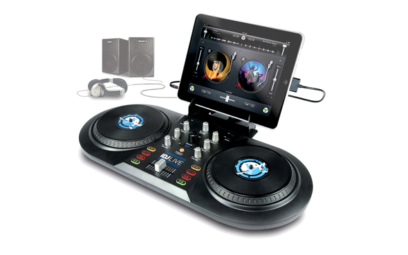 Numark : iDJ Live revient pour iPhone et iPad > Creanum