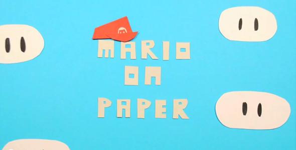 Eric Power : Mario on Paper > Creanum
