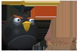 Soyez Angry Birds jusqu'au bout des haut-parleurs !  > Creanum